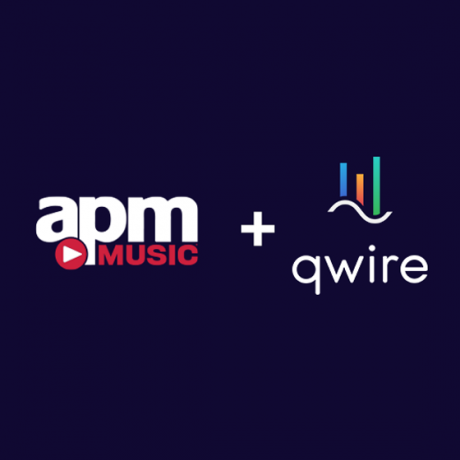 APM Partners with Qwire