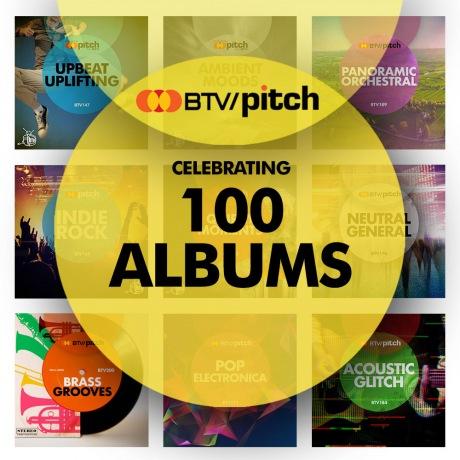BTV Pitch Celebrating 100 Albums