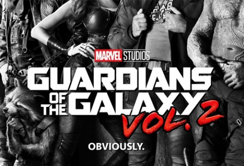 Guardians of the Galaxy Vol 2.